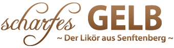 Scharfes Gelb - Der Likör aus Senftenberg